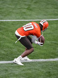 Ricardo Louis 2017 NFL Cleveland Browns stock foto