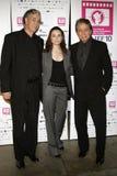 Ricardo Preve, Mia Maestro och Edward James Olmos Royaltyfria Bilder