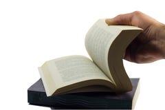 Ricchezza del cervello dei libri Immagini Stock Libere da Diritti