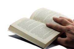 Ricchezza del cervello dei libri Fotografia Stock