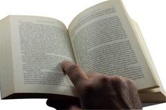 Ricchezza del cervello dei libri Immagini Stock