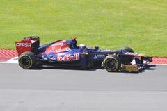 ricciardo 2012 καναδικό Grand Prix του Ντάνιελ f1 Στοκ Εικόνες