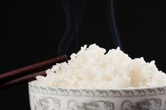 Rice Fotografia Royalty Free
