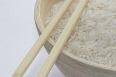 Rice. Basmati rice Stock Photography