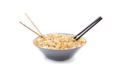 Rice aromatic bowl Royalty Free Stock Image