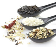 Rice Assortment Royalty Free Stock Image