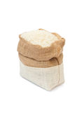 Rice bag isolated  image Royalty Free Stock Photography