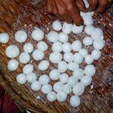 Rice balls. Stock Photography