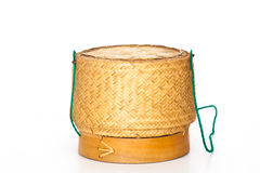 Rice basket Stock Photos