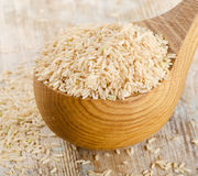 Rice in bowl Royalty Free Stock Images