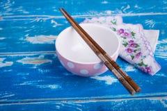 Rice bowl Stock Image