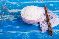 Rice bowl Stock Photo