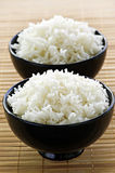 Rice bowls Stock Images
