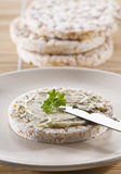 Rice cake Royalty Free Stock Photo