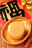 Rice cake for Chinese new year stock photo