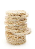 Rice cakes stock photography