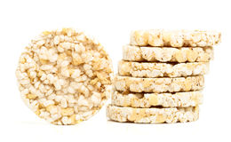 Rice cakes Stock Photo