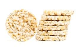 Rice cakes Stock Photo