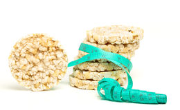 Rice cakes Royalty Free Stock Photos