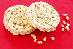 Rice cakes Royalty Free Stock Image