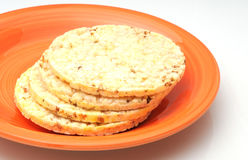 Rice cakes Stock Image