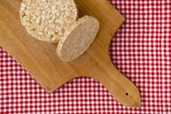 Rice cakes Royalty Free Stock Photography