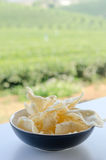Rice Chips Royalty Free Stock Image