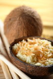 Rice with coco nut Royalty Free Stock Image