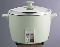 Rice cooker royalty free stock images