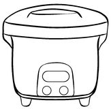 Rice cooker Stock Photos