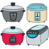 Rice cooker Stock Images