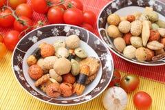 Rice Cookies Stock Photos