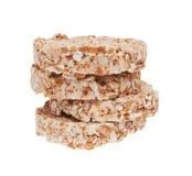 Rice cookies Stock Photo