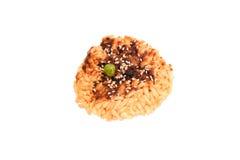 Rice Cracker Royalty Free Stock Photo