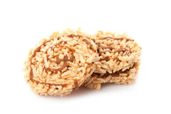 Rice cracker Royalty Free Stock Image