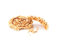 Rice cracker Royalty Free Stock Images