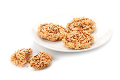Rice cracker Royalty Free Stock Photography