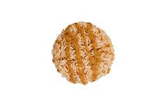 Rice Cracker (Khao Tan) is the thai dessert Royalty Free Stock Image