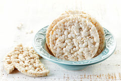 Rice crackers Royalty Free Stock Image