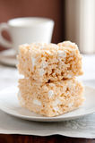 Rice crispy Royalty Free Stock Image