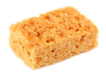 Rice crispy treat Stock Image