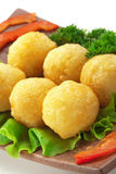 Rice Croquette Royalty Free Stock Images
