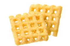 Rice crusts Stock Photography