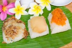 Rice Custard Stock Photos