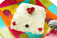 Rice dessert Royalty Free Stock Photography