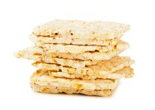 Rice diet breads Royalty Free Stock Image
