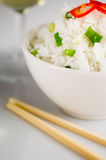 Rice dish Stock Image