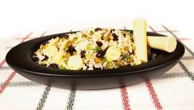 Rice dish Royalty Free Stock Photos