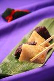 Rice dumpling Stock Images