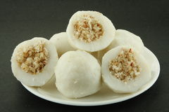 Rice dumpling Stock Photography